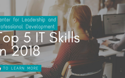 Top 5 IT Skills to Put You Ahead in 2018