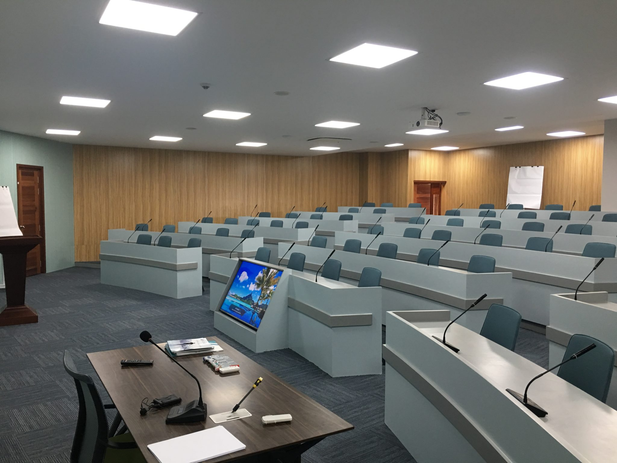 CLPD Lecture Hall