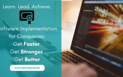 Software Implementation for Companies: Get Faster, Stronger, Better