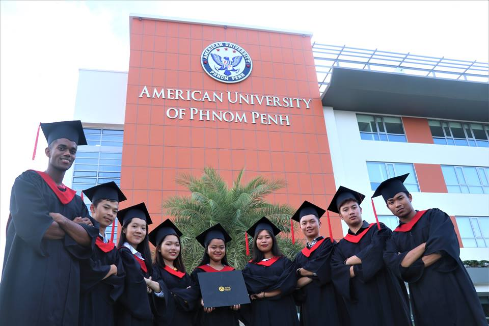 Welcome to the American University of Phnom Penh